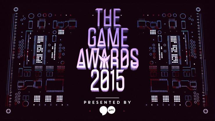 Logo des Game Awards 2015
