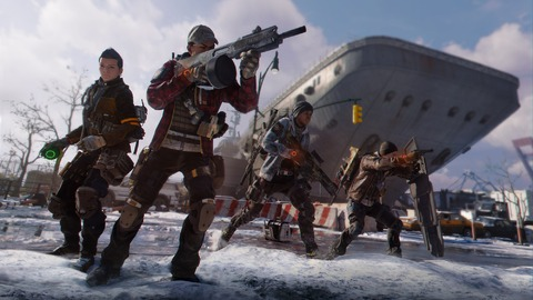 The Division - Un week-end gratuit de « Résistance » pour The Division