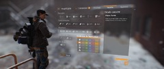 The Division (Bêta) - Inventaire - sacoches