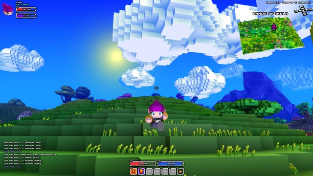 Images de Cube World