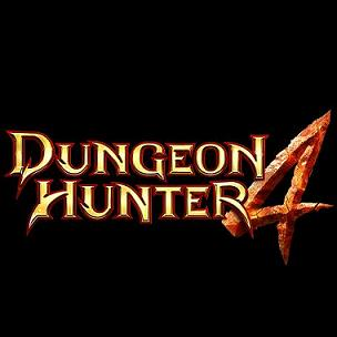 Logo de Dungeon Hunter 4