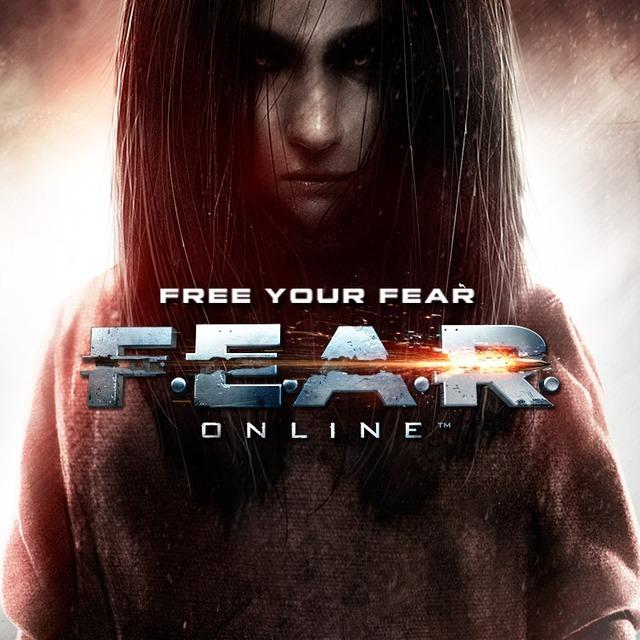 Logo de F.E.A.R. Online