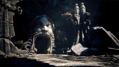 Deep Down - Deep Down exhibe ses monstruosités