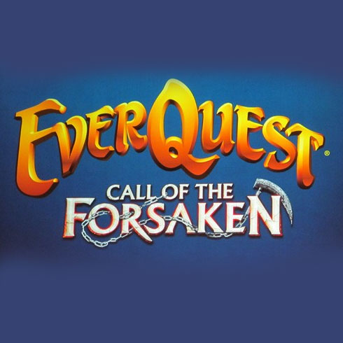 Logo d'EverQuest: Call of the Forsaken