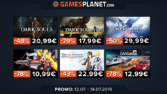 Promotions GamesPlanet : Ace Combat 7 (-50%), Ni No Kuni 2 (-70%), Code Vein (-15%)