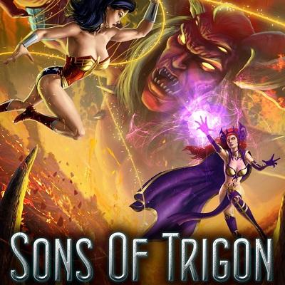 Logo Fils de Trigon