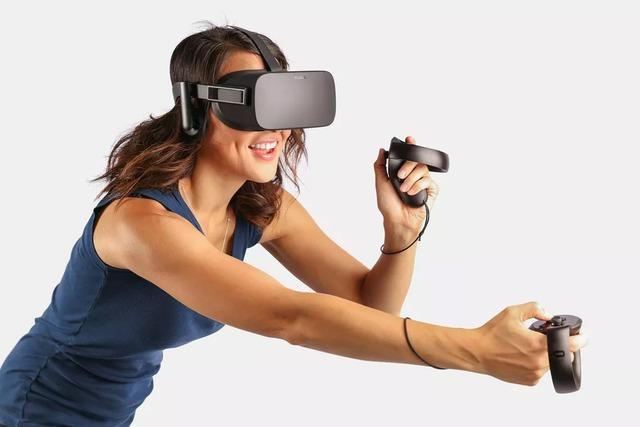 Image d'Oculus VR