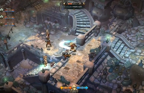 Tree of Savior - Tree of Savior esquisse son gameplay : ouvert, massif et coopératif