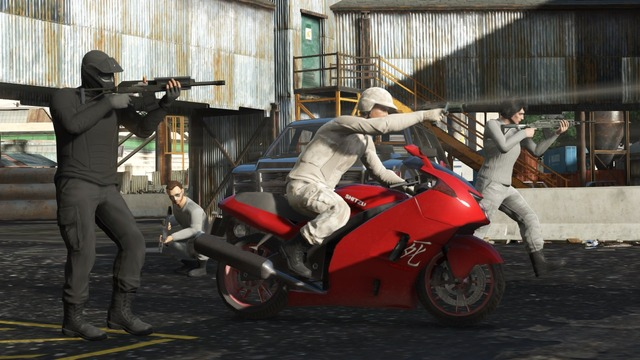 Images de Grand Theft Auto Online