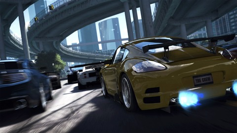 The Crew - The Crew en bêta sur Xbox One et PS4 « fin septembre »