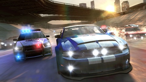 The Crew - Un nouveau mode PvP sur les routes de The Crew