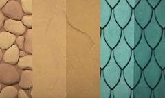 Textures pour le thème Qeynos