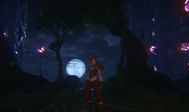 Jungle nocturne