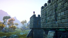 Mur de fort