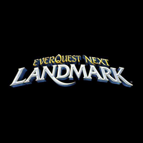 Logo d'EverQuest Next Landmark