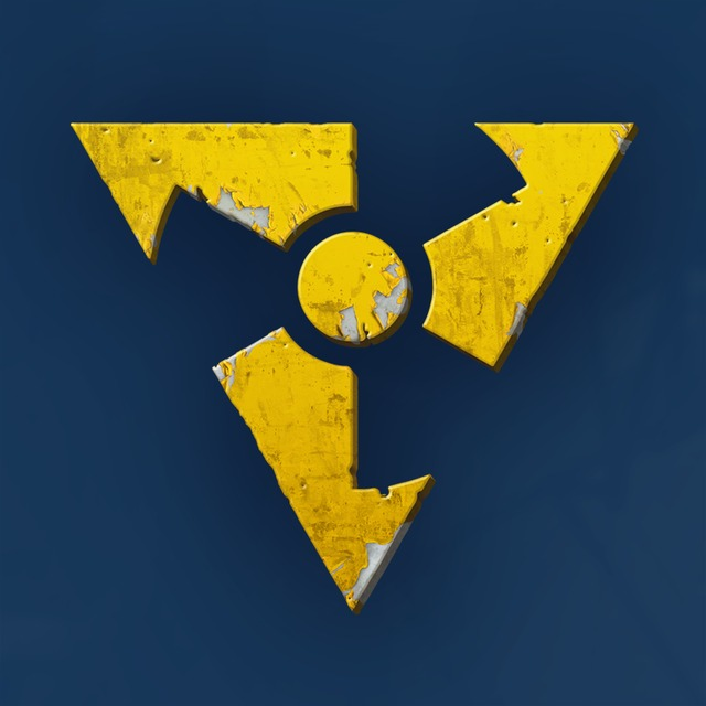 Logo de Dirty Bomb