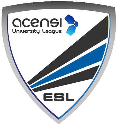 Electronic Sports League - Une nouvelle compétition avec l'ACENSI University League