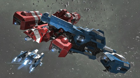 Space Engineers - Space Engineers se crashera le 23 octobre sur Steam Early Access