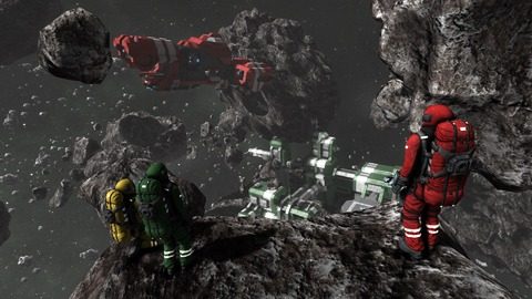 Space Engineers - Space Engineers disponible sur Steam Early Access