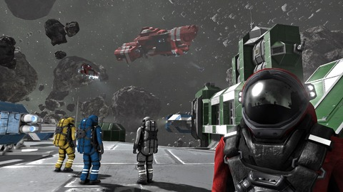 Space Engineers - Marek Rosa nous parle de Space Engineers