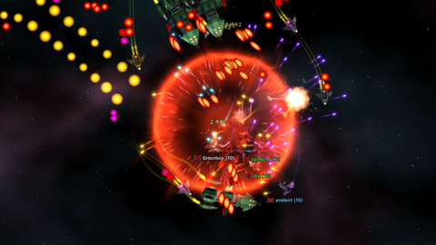Gangs of Space - Gangs of Space va se lancer en accès anticipé sur Steam