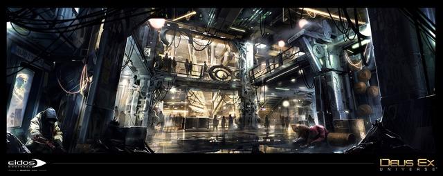 Image de Deus Ex