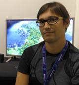 Nicolas Cannasse, co-fondateur de Shiro Games (Crédit Photo: ActuGaming)