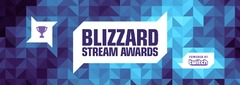 Résultats des Blizzard Stream Awards