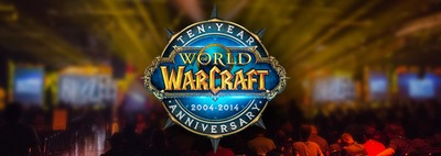 10 ans de WoW