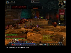 Premières images de World of Warcraft - Blackwing Lair
