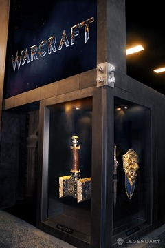 Arsenal du film Warcraft