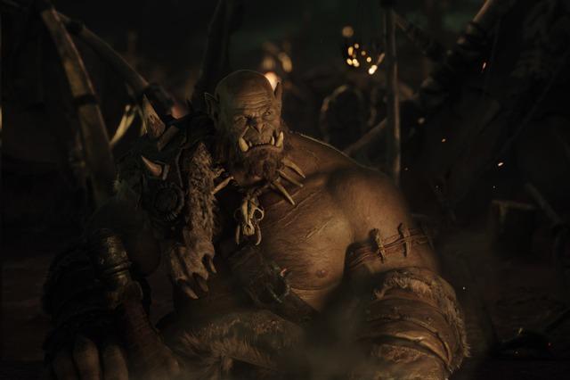 Orgrim dans le film Warcraft