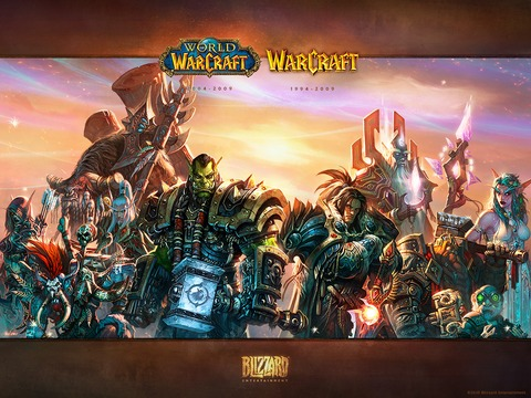 Blizzard Entertainment - Le catalogue de Blizzard en promo