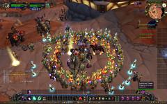Prepared et ses 36 comptes de World of Warcraft