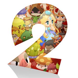 Logo de MapleStory 2