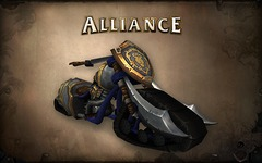 La moto de l'Alliance sera bien disponible