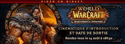 Annonce cinématique Gamescon 2014