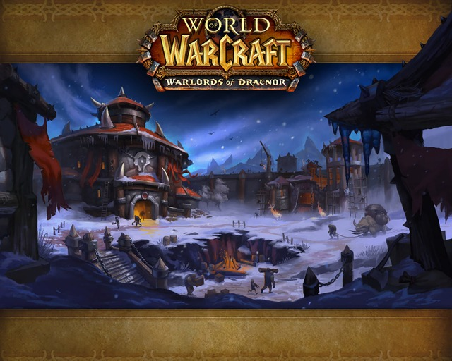 Images de Warlords of Draenor