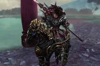Golden Warhorse
