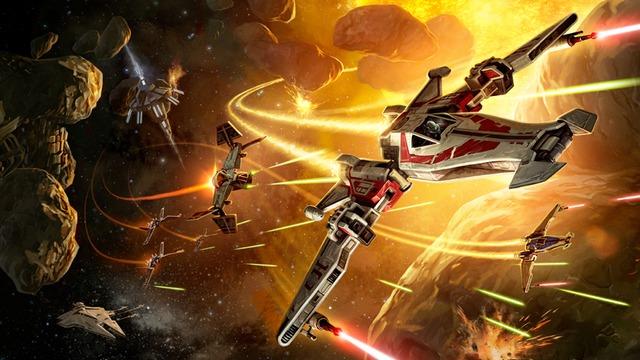 Image de Galactic Starfighter