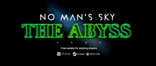"""Mise à jour """"The Abyss"""" de No Man's Sky"""
