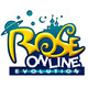 Logo de ROSE Online Evolution