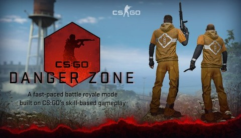 Counter-Strike: Global Offensive - Counter-Strike: Global Offensive bascule en free-to-play, ajout d'un mode battle royale