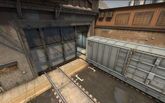 Une nouvelle version de la carte Train pour Counter-Strike: Global Offensive