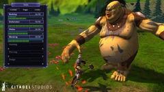 Capture d'écran pré-alpha de Shards Online