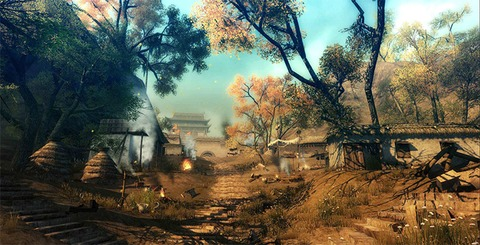 Immortal Legends - L'extension Age of Wulin: Immortal Legends est disponible