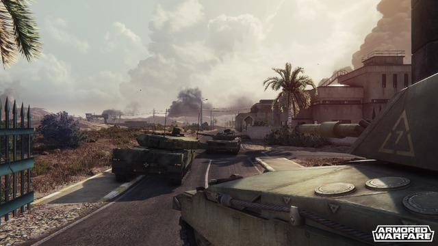 Images d'Armored Warfare