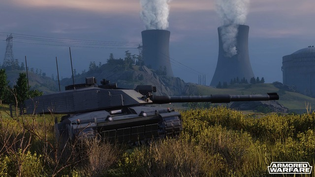 Armored Warfare - Tier9 - Challenger 2 001