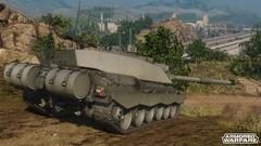 Armored Warfare - Tier9 - Challenger 2 003