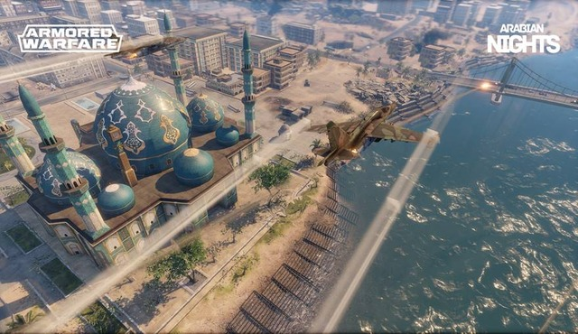 Armored Warfare : Arabian Nights